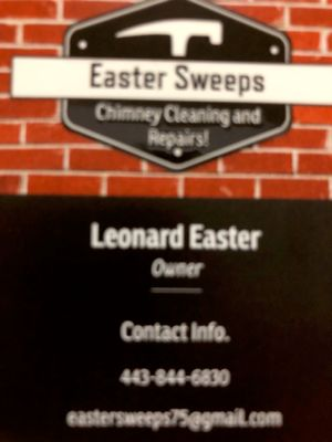 Avatar for Easter Sweeps LLC. Laurel, MD Thumbtack