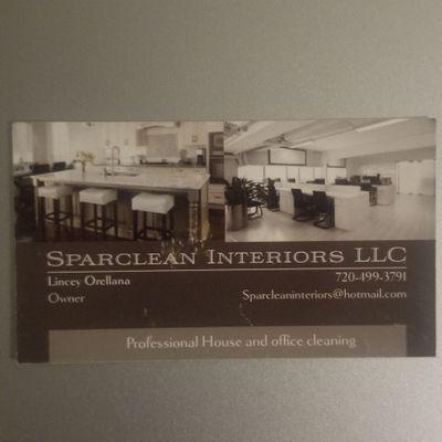 Avatar for Sparclean Interiors LLC