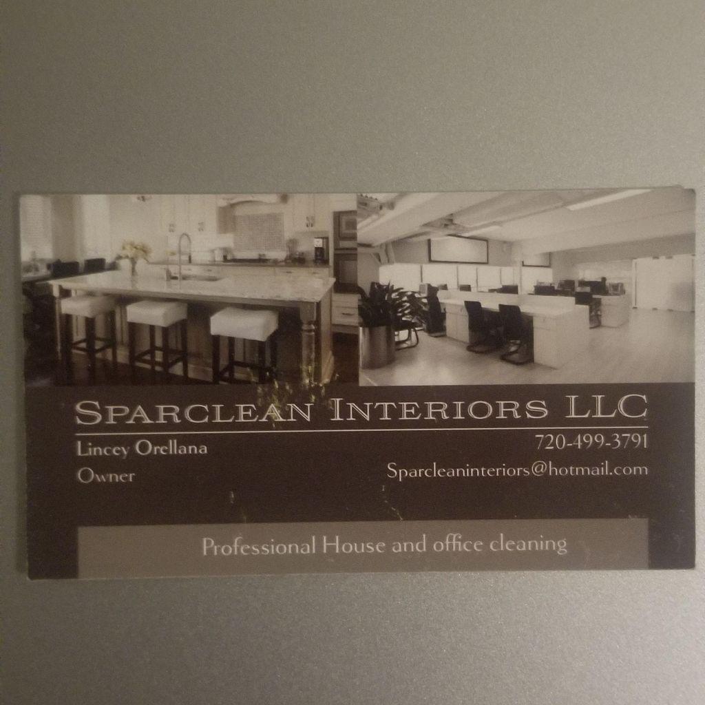 Sparclean Interiors LLC
