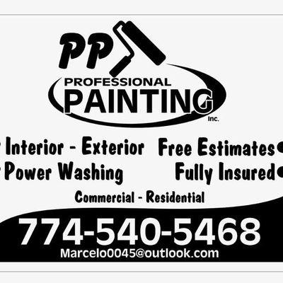 Avatar for Pp professional painting inc Holliston, MA Thumbtack