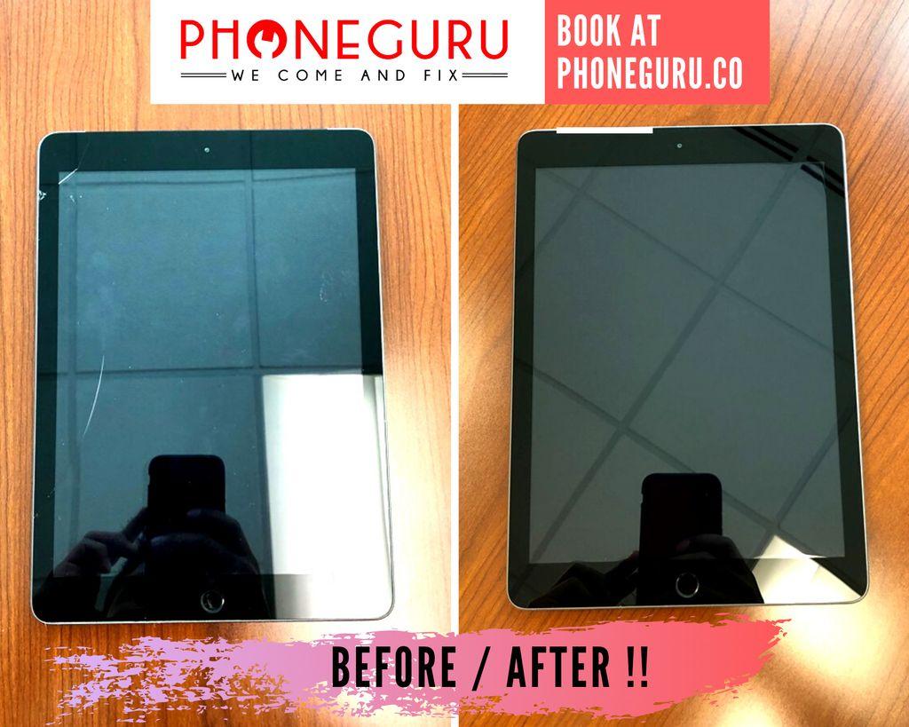 iPad 6th Gen Screen Repair