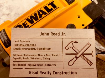 Avatar for Read Realty Construction LLC Millville, NJ Thumbtack