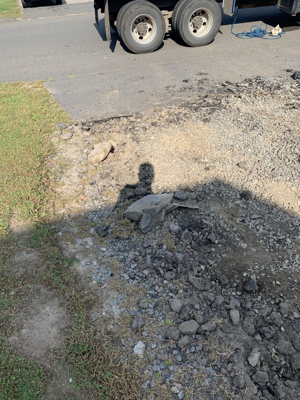 Full Driveway Replacement
