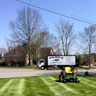 Avatar for Parks Lawn Care Bethpage, TN Thumbtack