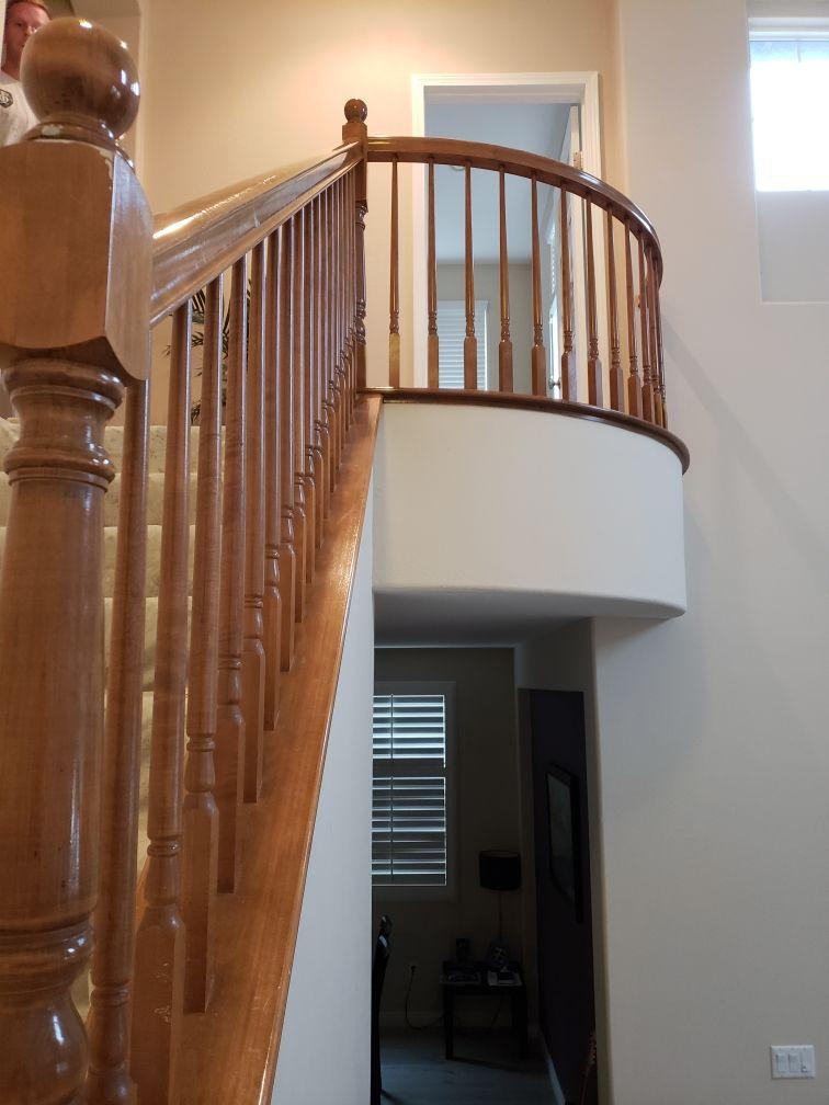 Handrail Transformation