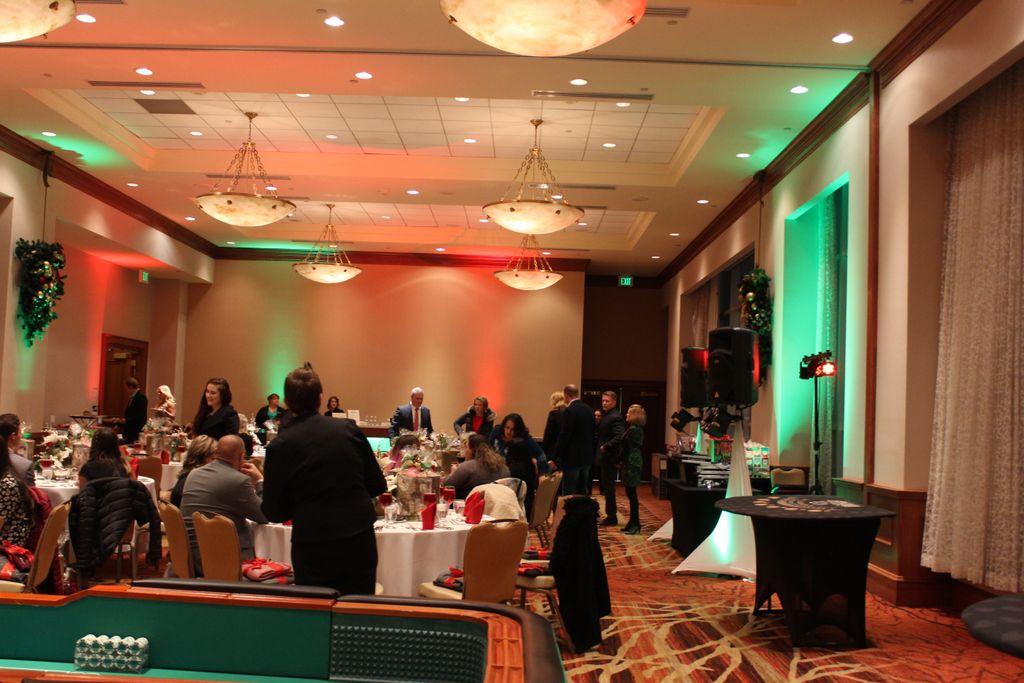 DJ Corporate Christmas Party - Marriot Hotel Salt Lake City
