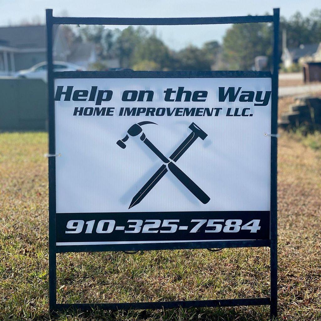 Help On The Way Home Improvement, LLC