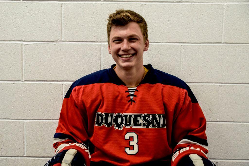 Duquesne Hockey Team Photos