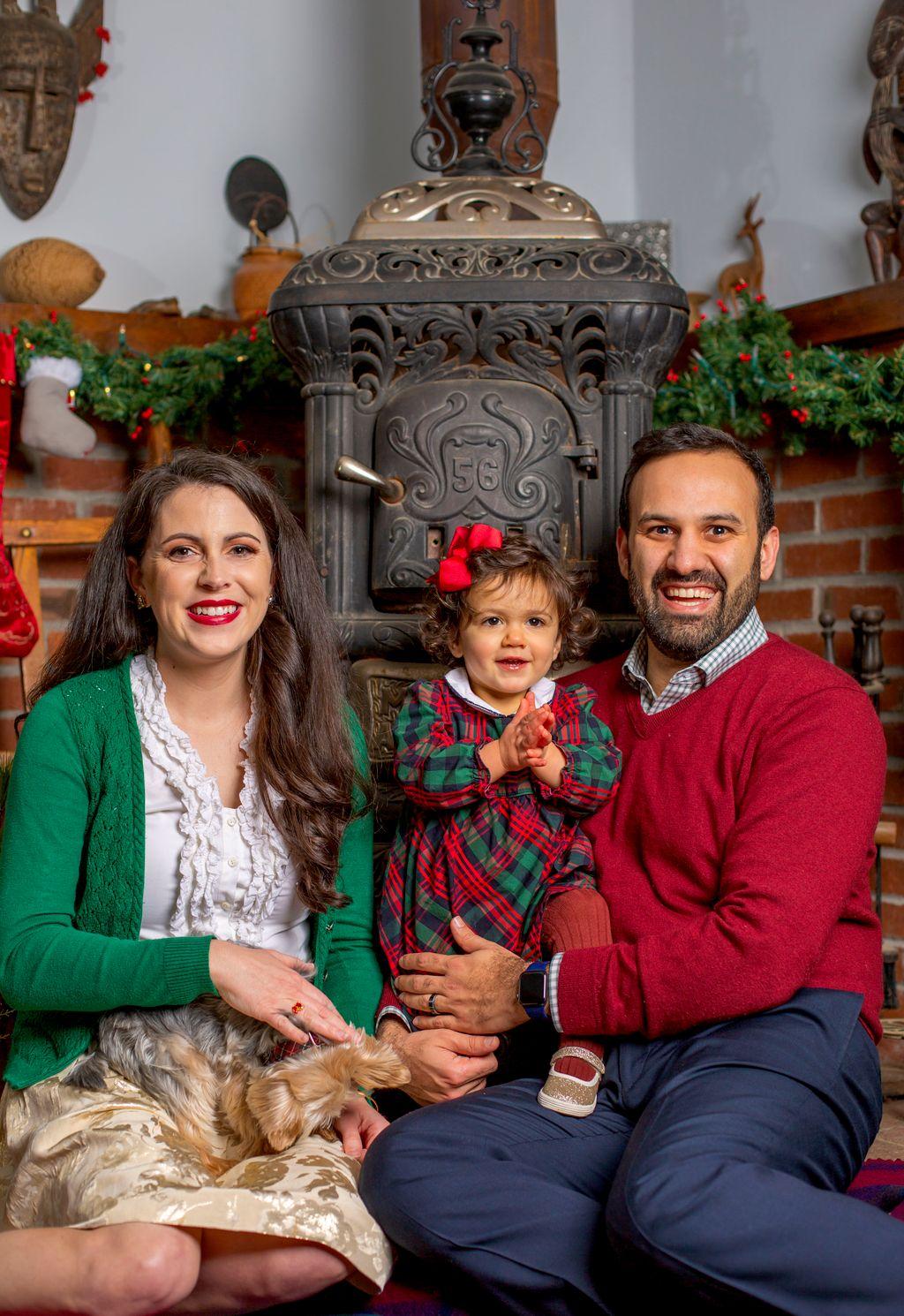Alejandro & Family