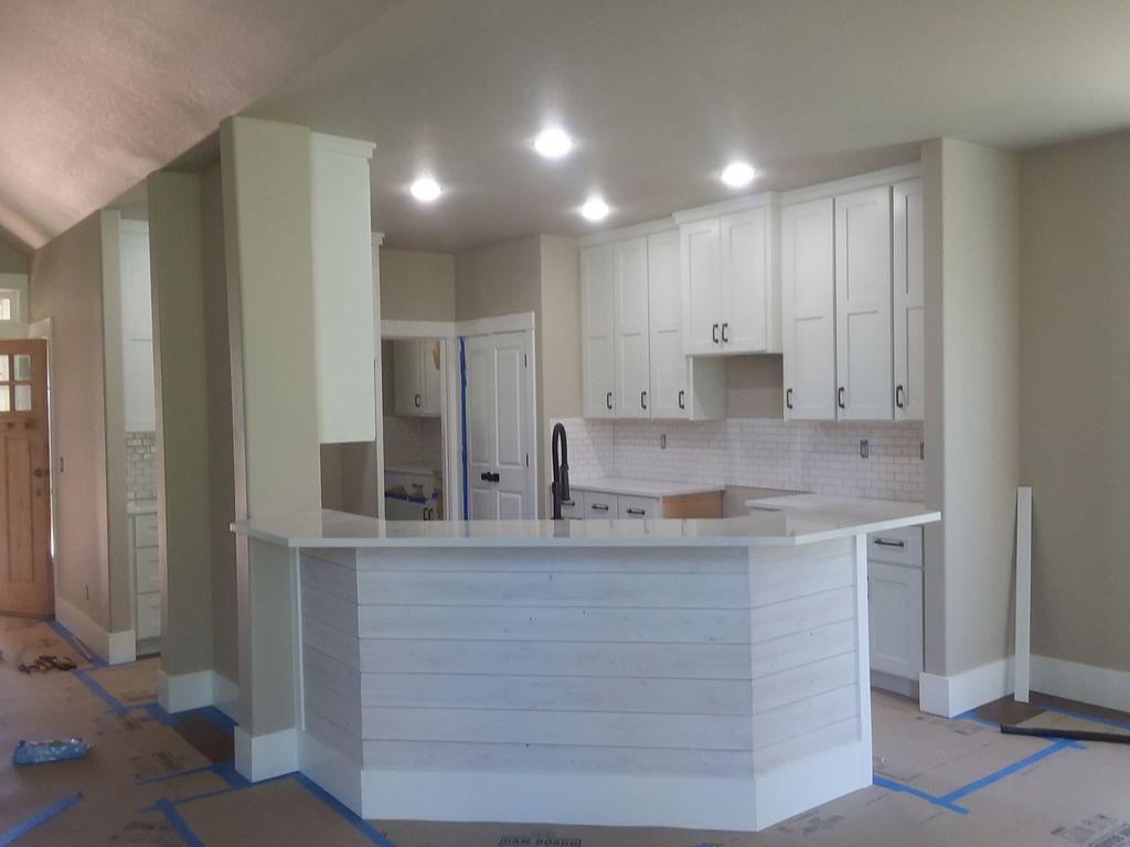 Total kitchen Remodel