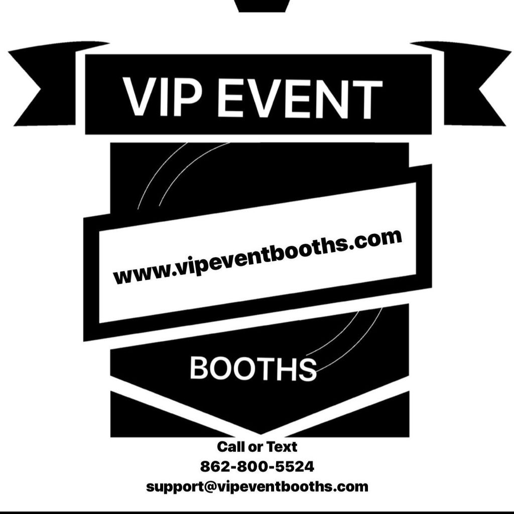 VIP EVENT BOOTHS (Photo Booth Rental)