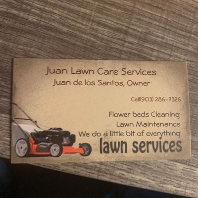 Avatar for Juan Lawn Care Services