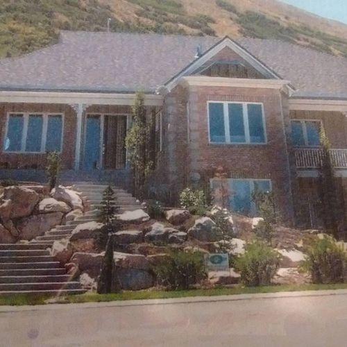 home built in Draper utah