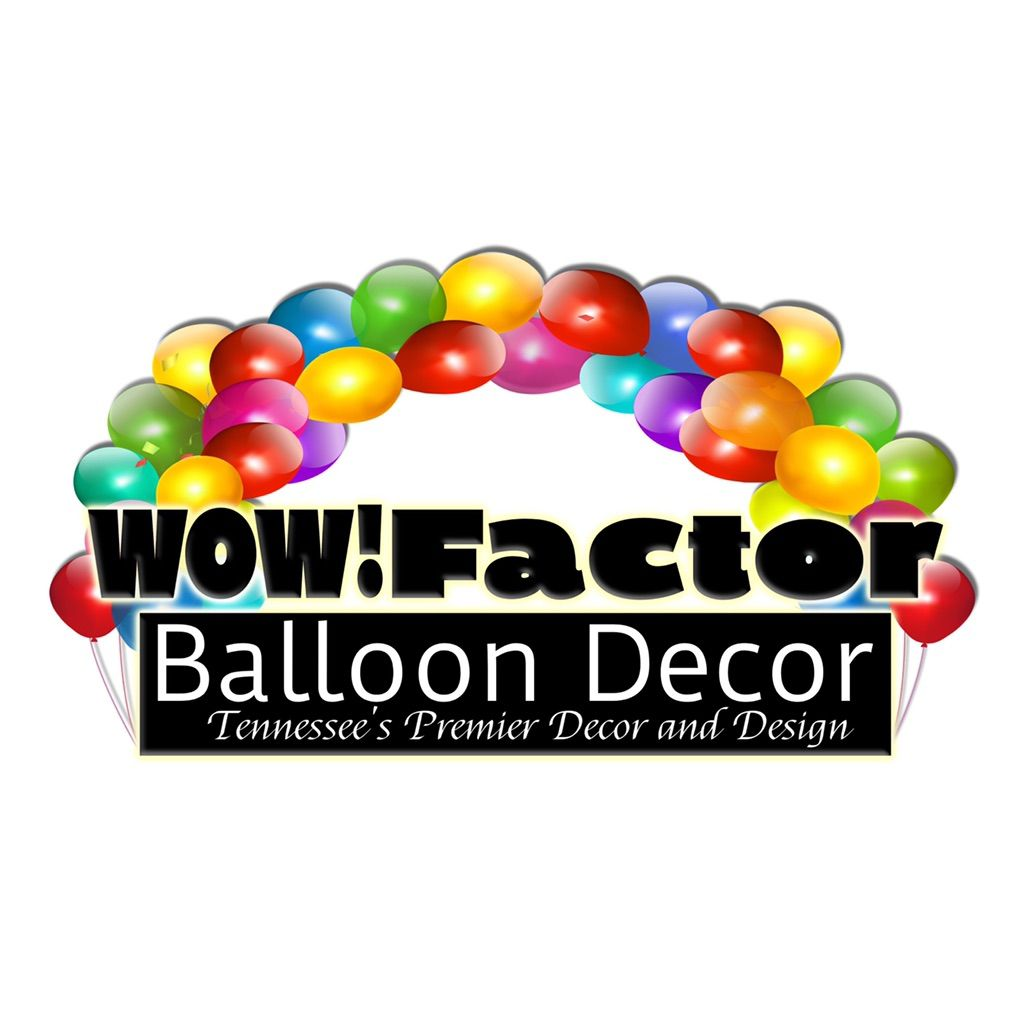 WOW! Factor Balloon Decor