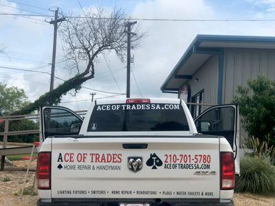 Avatar for Ace of trades Schertz, TX Thumbtack