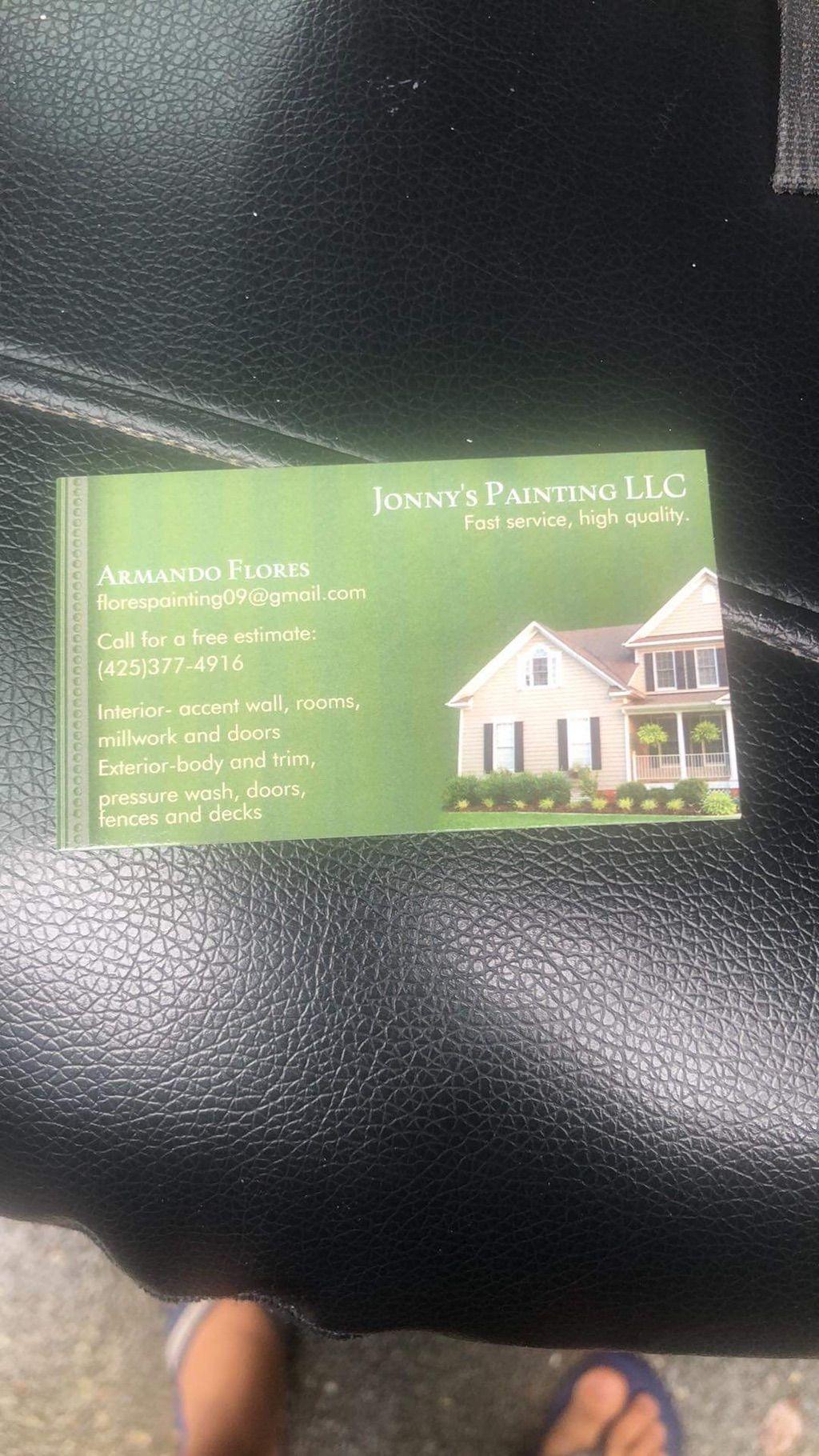 Jonny's Painting LLC