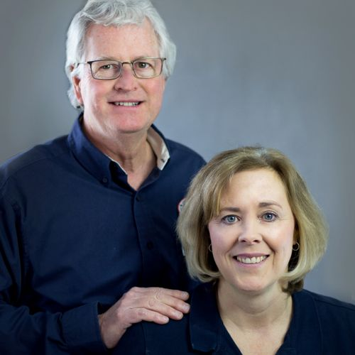 Owners, Stuart and Tina Nokes