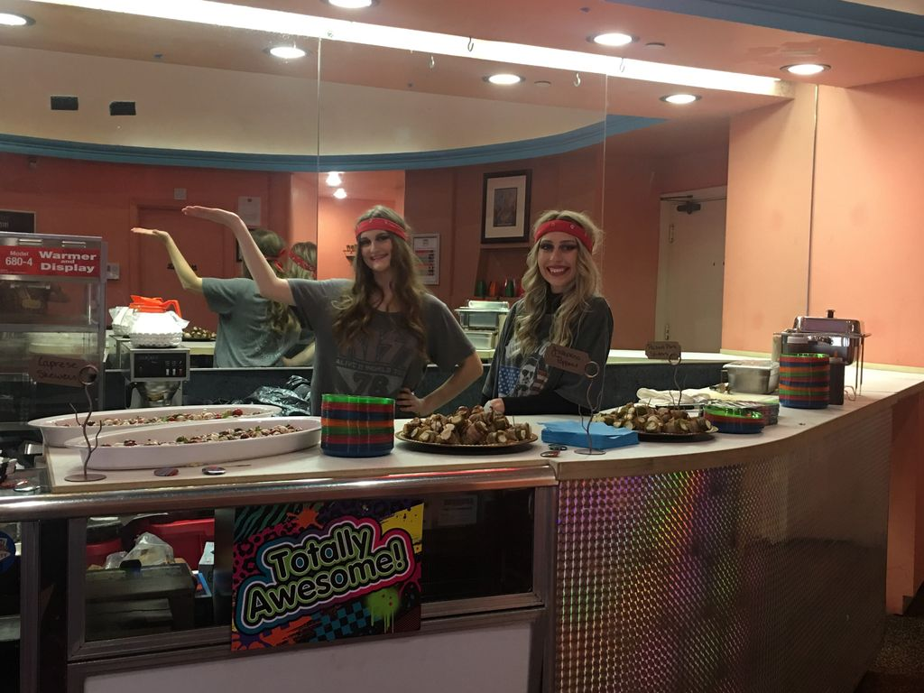 Surprise 50th Birthday Party at the Fremont Theater