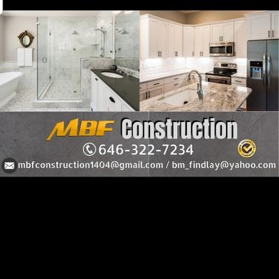 Avatar for MBF Construction Inc.