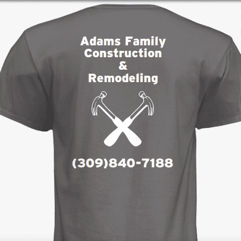 Adams Family Construction & Remodeling