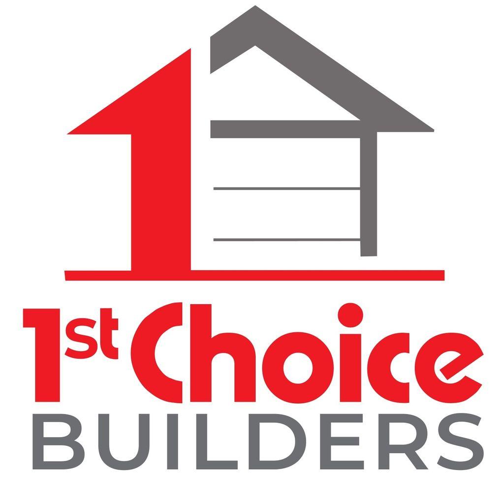 1st choice builders