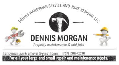 Avatar for Dennis Handyman Services and junk removal llc Saint Petersburg, FL Thumbtack