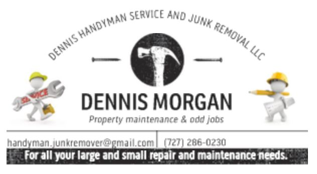 Dennis Handyman Services and junk removal llc