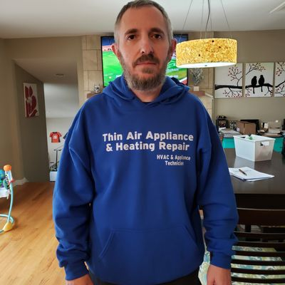 Avatar for Thin Air Appliance & HVAC Repair