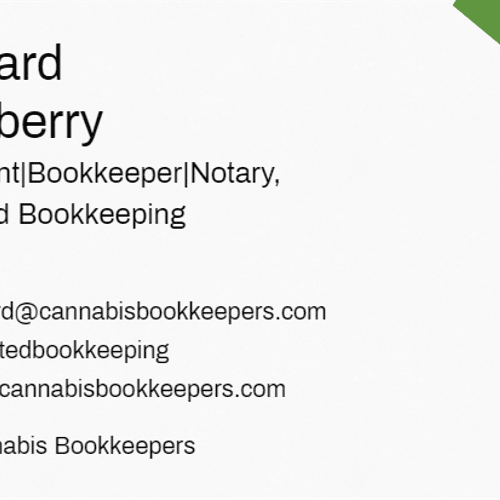 Richard Newberry MBA, bookkeeper, tax pro & notary ready to help w/ tax & bookkeeping tasks. Questions? I'm here to help! Prefer email? Here's my card