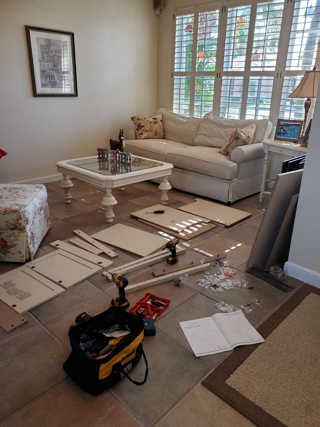 Furniture Assembly - Delray Beach 2019