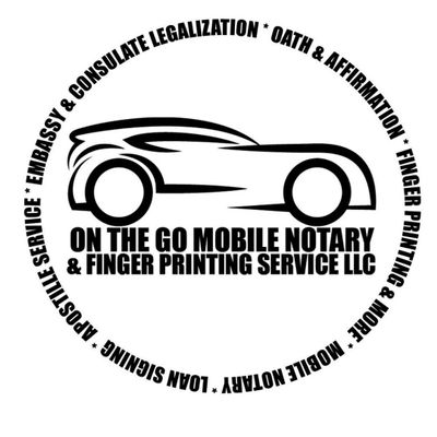 Avatar for On The Go Mobile Notary Newark, DE Thumbtack