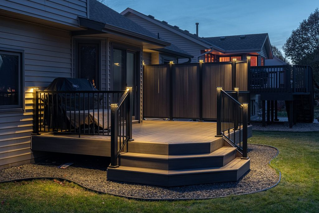 Deck Reface and Privacy