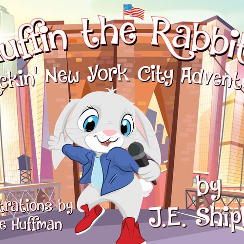 Muffin the Rabbit Children's book