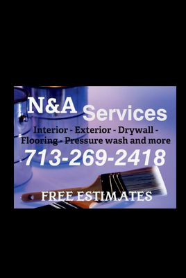 Avatar for N&A Painting Services Houston, TX Thumbtack