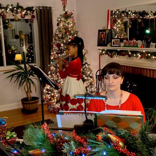 Holiday Flute Recital - Dec 14, 2019