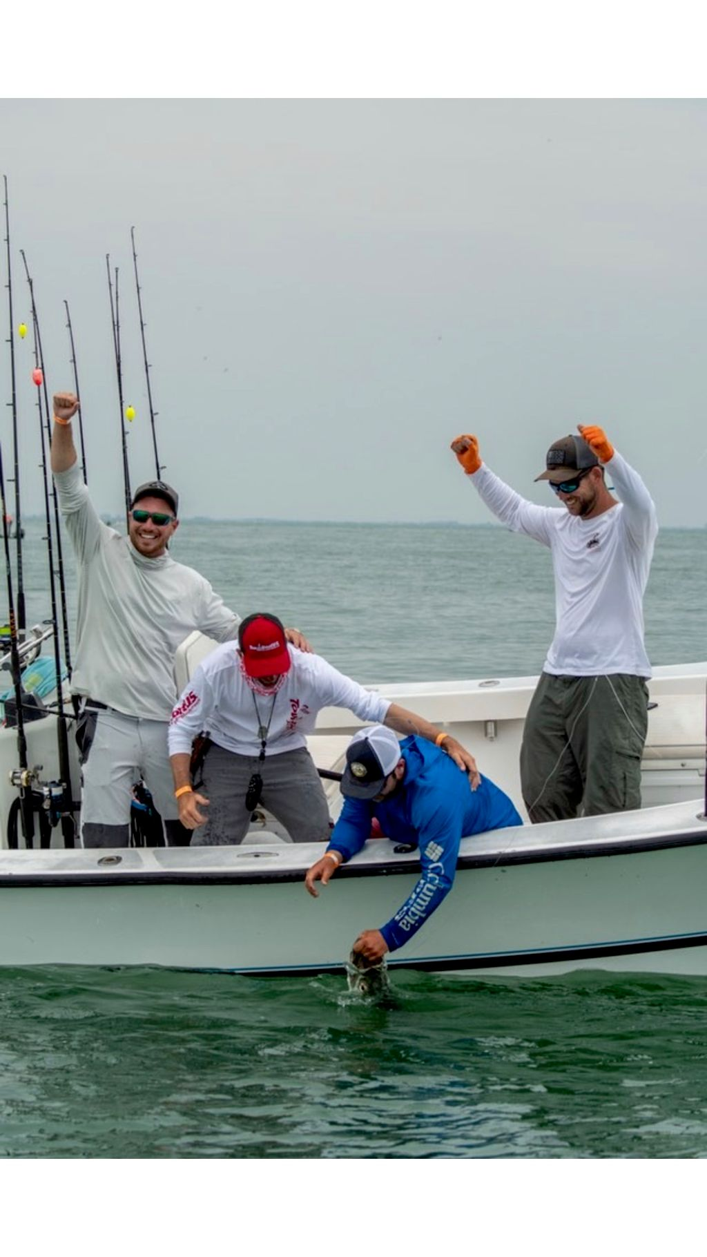Trying for 2nd tarpon title this year