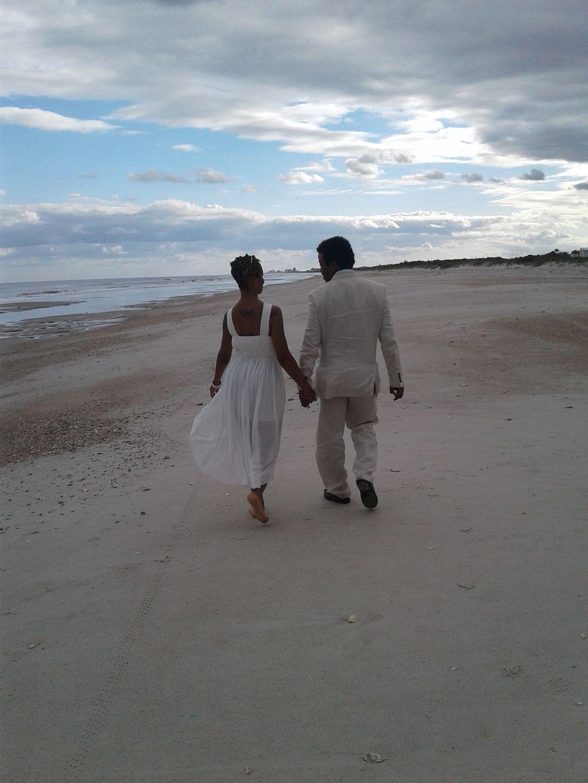 Beach Wedding Elopement