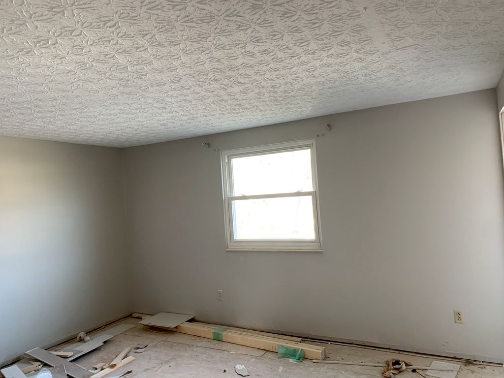 Drywall hanging and installation