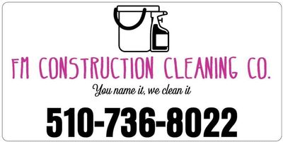 Avatar for Fm Construction Cleaning Company LLC Greenville, SC Thumbtack