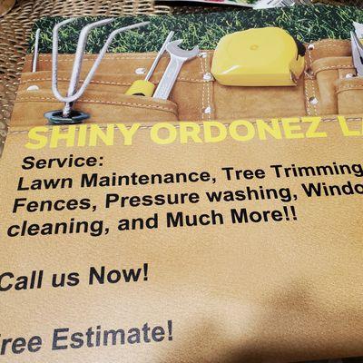 Avatar for Shiny Ordonez Landscaping. Tacoma, WA Thumbtack