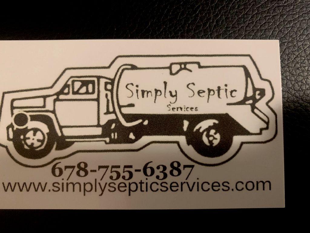 Simply Septic Inc
