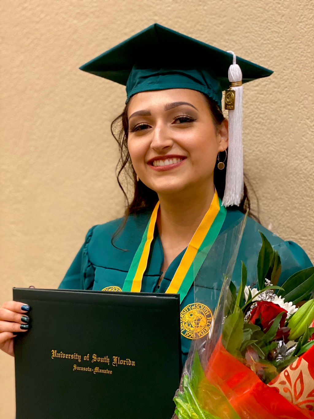 Graduation Hair Styling & Makeup - Bradenton 2019