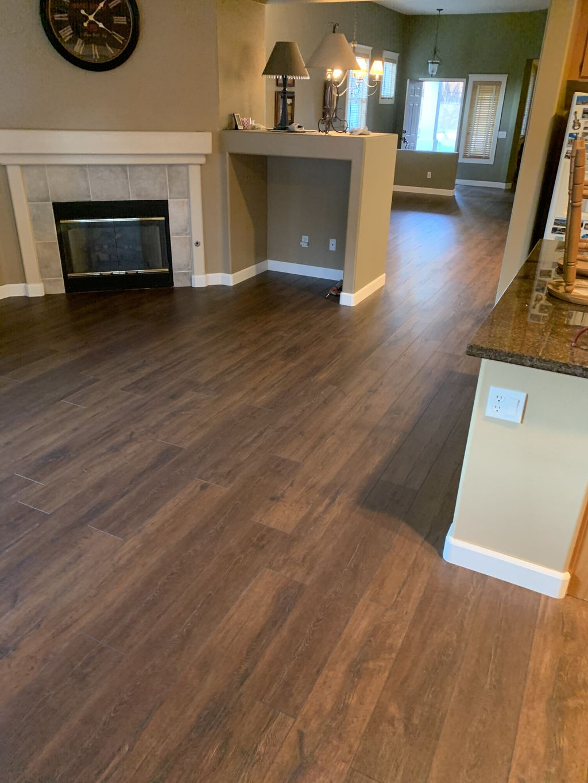 Floor Installation or Replacement - Riverside 2019