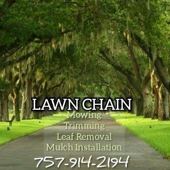 Avatar for Lawn Chain Virginia Beach, VA Thumbtack