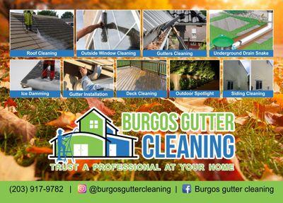 Avatar for Burgos Gutter Cleaning & Installation Danbury, CT Thumbtack