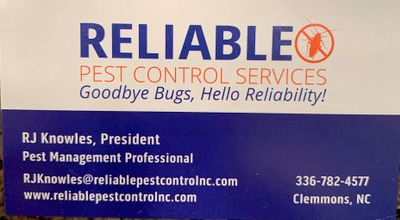 Avatar for Reliable Pest Control Services LLC