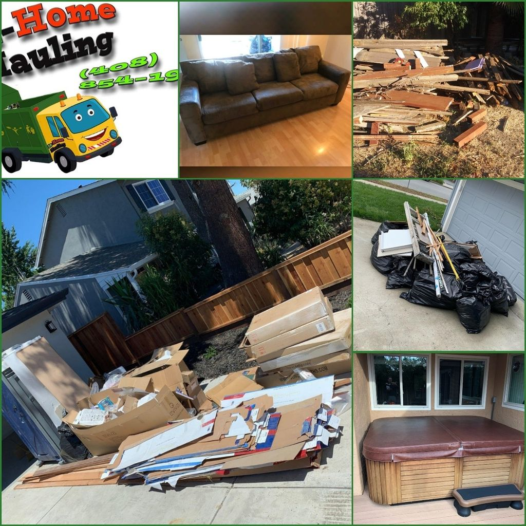 In-Home Junk Removal Service