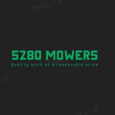 Avatar for 5280 Mowers Denver, CO Thumbtack