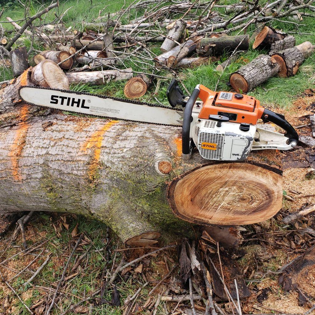 Sy's Tree Service LLC