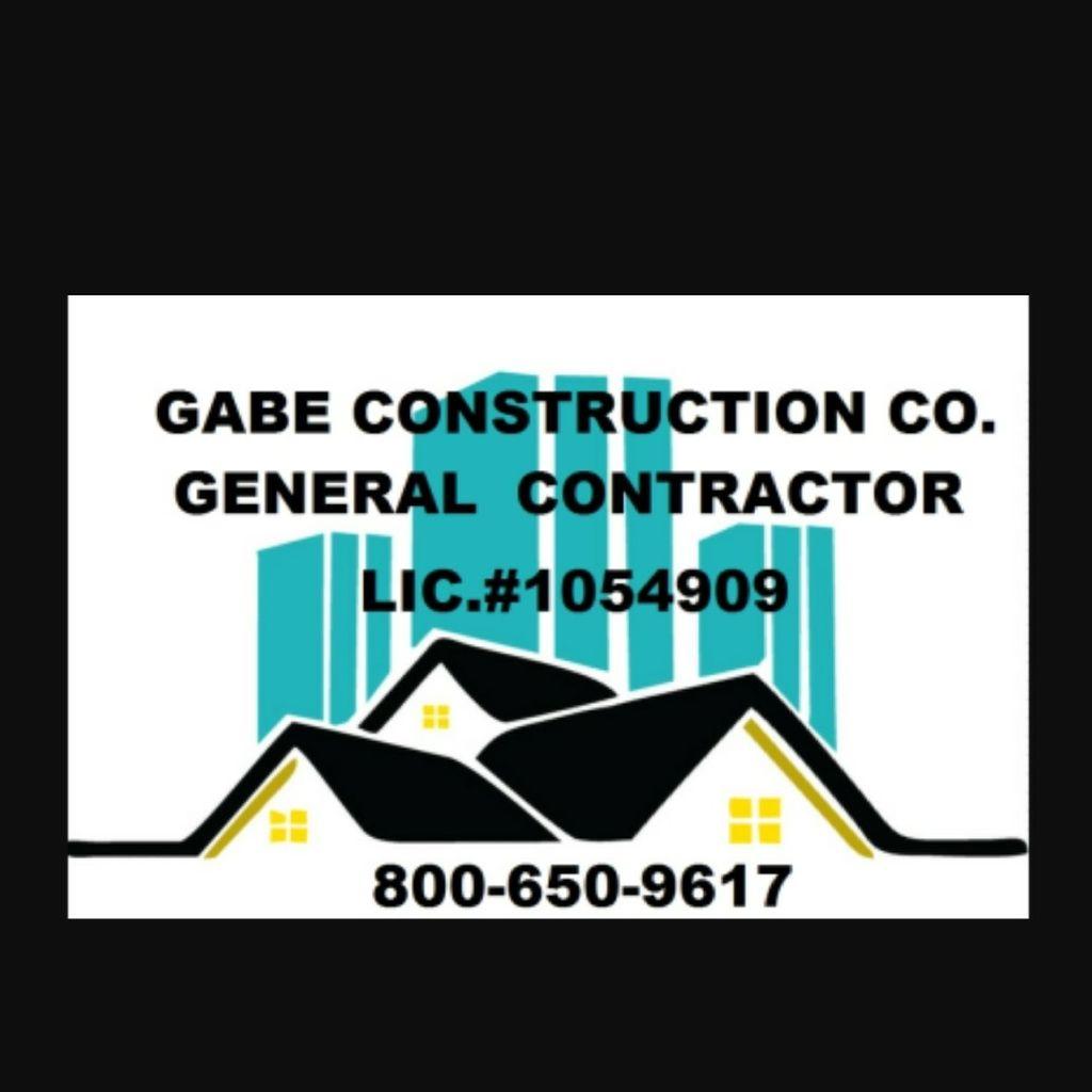GABE CONSTRUCTION